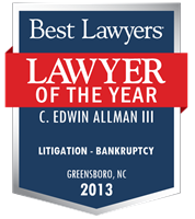 Best Lawyers 2013 Lawyer of the Year